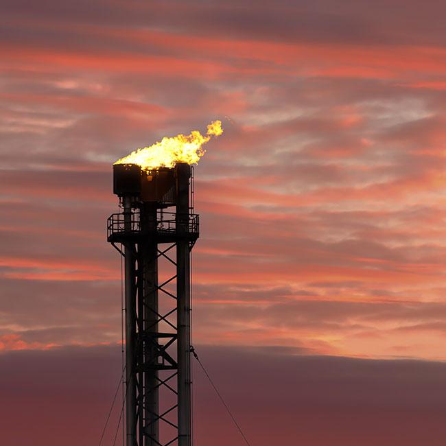 Eye on methane